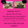 Getting Dirty For Downs- Shiloh Ridge- June 1- Alto,TX