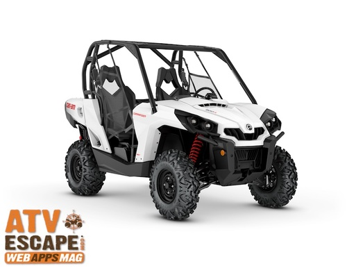 2018 Can-Am SxS Family