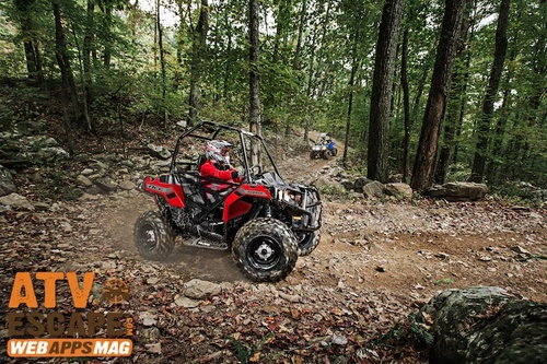 2017 Polaris ATVs & ACE